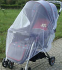 Universal Pram Mosquito Net Buggy Stroller Pushchair Bug Insect Car Seat Mesh SP