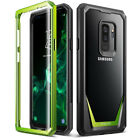 For Galaxy Note 9 /S9 / S9 Plus /Note 8 Poetic Guardian Clear Hybrid Bumper Case