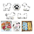 Animal Pet Dog Bone Cookie Biscuit Cutter Stainless Steel Mould Baking LOVELY