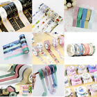 Wholesale Washi Masking Tape Scrapbook Decorative Paper Adhesive DIY Sticker on eBay