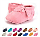 Kyпить US Seller Baby Soft Sole suede tassel Shoes Infant Boy Girl Toddler Moccasin на еВаy.соm