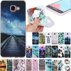 Fashion Rubber Soft TPU Ultra thin Phone Case Cover For Samsung Sony XA2 L2 Moto