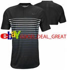 NIKE TIGER WOODS TW COOLING GRAPHIC GOLF POLO SHIRT 892317-011