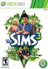 The Sims 3 - Xbox 360 Game Only 18i
