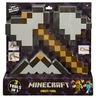 NEW Minecraft 3-in-1 Muti Tool Pack