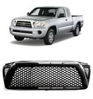 2005%2D2011+TOYOTA+TACOMA+GLOSS+BLK+DRAGON+MESH+FRONT+HOOD+BUMPER+GRILL+GRILLE+ABS