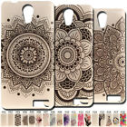 Various Patterns TPU Rubber Soft Silicone Fashion Gel Skin Case Cover For Lenovo