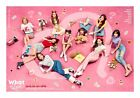 TWICE THE 5TH MINI ALBUM <WHAT IS LOVE?>  Version Choice + Poster (Tracking No.)