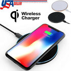 Fast Charging Qi Wireless Charger Pad Receiver iPhone X 8 Plus Samsung Note 8 S8