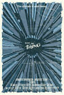 The Thing Vintage Movie Poster Print T118 |A4 A3 A2 A1 A0|