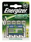 Energizer AA / AAA Rechargeable Batteries Ni-MH Technology 1 2 4 8 12 Battery <br/> 500 700 800 1300 2000 2300 MaH