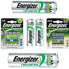 Kyпить Energizer AA / AAA Rechargeable Batteries Ni-MH  Technology 1 2 4 8 12 Battery на еВаy.соm