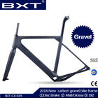 Aero Carbon Road Racing Bike Frames MTB Carbon Gravel Frames fit Tire 700C*40
