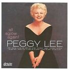 All Aglow Again [Bonus Tracks] by Peggy Lee (Vocals) (CD, Apr-2008,...