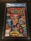 New Mutants 87 CGC 9.6 1st Appearance Cable Deadpool Domino Movie Soon not CBCS!