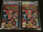 New Mutants 87 CBCS 9.4 1st Appearance Cable Deadpool Domino Movie Soon not CGC!