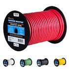 6 AWG Gauge Marine Grade Tinned  Wire 5 Colors, Made in USA