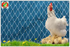 POULTRY NETTING 14' AVIARY GAME BIRD CHICKEN DUCK PEN NETS PROTECTIVE PLANT NET