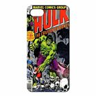 Marvel Superheroes Comic Book Hulk Soft TPU Back Case Cover For Apple iPhone - C