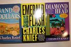 Charles Knief 3 Book Lot FREE SHIPPING!