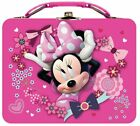 Party Favors - Minnie Mouse - Collectible Tin Box - Hot Pink