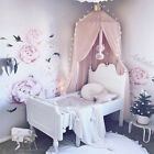 Lovely Chiffon Balls Home Bed Net Hanging Decoration Ornament Accessories Ornate