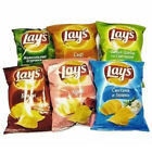 LAYS Flavored Potato Chips 145-150g Many Flavors Free Worldwide Shipping