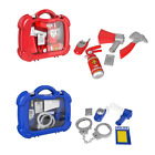 Smart Fireman Case or Swat Mission 3+ Years Kids Children Pretend Play Xmas Toy