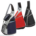 Sling Backpack with Padded Front Pocket for Table and Pouch for iPhone - AP2436