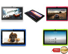 7 inch Kids Android Tablet Wifi 8GB Quad Core Dual Camera Pre-loaded 3D Games