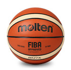 Men's For Molten Basketball GL7X GP7X Leather FIBA Official Game Traning Ball