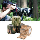5CMx4.5M Camo Waterproof Wrap Hunting Camping Hiking Camouflage Stealth Tape Gx
