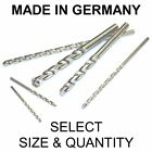 MASONRY DRILL BITS - MADE IN GERMANY - FOR BRICK STONE MARBLE CONCRETE PLASTER