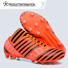 Men's Soccer Shoes Cleats Football Sneakers Outdoor Spike Sports Training Shoes