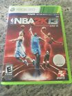 xbox 360 game NBA 2k13 : better with Kinect
