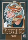 13/14 BETWEEN THE PIPES MASKED MEN 6 MASK SILVER #MM-04 VIKTOR FASTH *49753