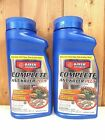 (2) Bayer Complete Lawn and Soil Ant and Insect Killer ~ New
