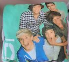 THROW PILLOW,1D OBE DIRECTION POP GROUP THEME-SIZE 16X16
