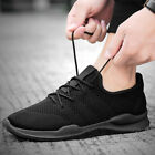 Fashion Men's Running Shoes Sneakers Breathable Casual Athletic Shoes Comfort