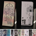 Leather Magnetic Flip Stand Card Slot Wallet Phone Case Cover For Various Phone