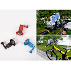 Camera Aluminium Handlebar Mount Holder 360 Degree Bicycle Rack for GoPro 4/5/6