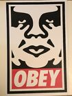 SHEPARD FAIREY poster CLASSIC ANDRE OBEY GIANT posse DAMAGED SHOW print Offset