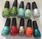 SINFUL COLORS Professional NAIL POLISH Shimmer+Matte+MORE New! *YOU CHOOSE*