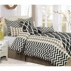 Josh 7 Piece Reversible Comforter Set by Nanshing