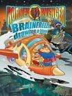 Horned Avenger ~ BrainFreeze Drawing a Blank DVD IN PERFECT CONDITION