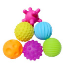 Ball Multi Textured Set Infantino Baby Toy Sensory New Develop Touch 6 psc 2018