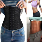 Women Bodyshaper Corset Underbust Waist Trainer Cincher Breathable Slim Belt