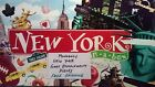 Monopoly New York City Game Replacement Pieces Late for the Sky Free Shipping