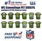NFL Camouflage Jersey for DOGS & CATS Licensed, NEW! 32 Teams/ 5 Sizes available $28.99 USD on eBay