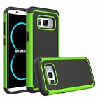 For Samsung Galaxy S8 (G950w) Shockproof Hybrid Heavy Duty Hard Tough Cover Case